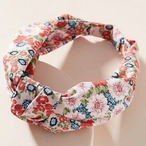 Anthropologie Mariela Knotted Headband